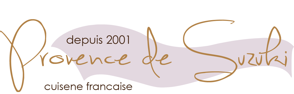 French restaurant Provence de Suzuki